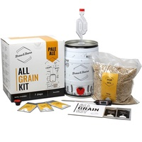 kit de cerveza artesa todo grano
